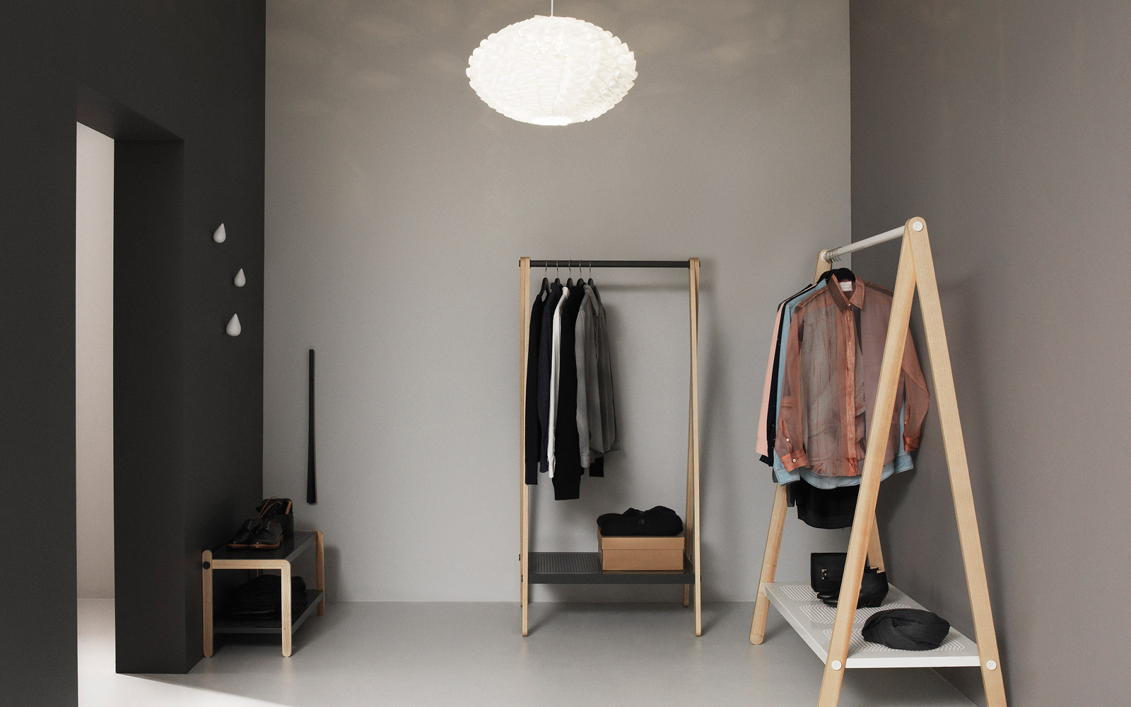 Normann Copenhagen | Toj Clothes Rack