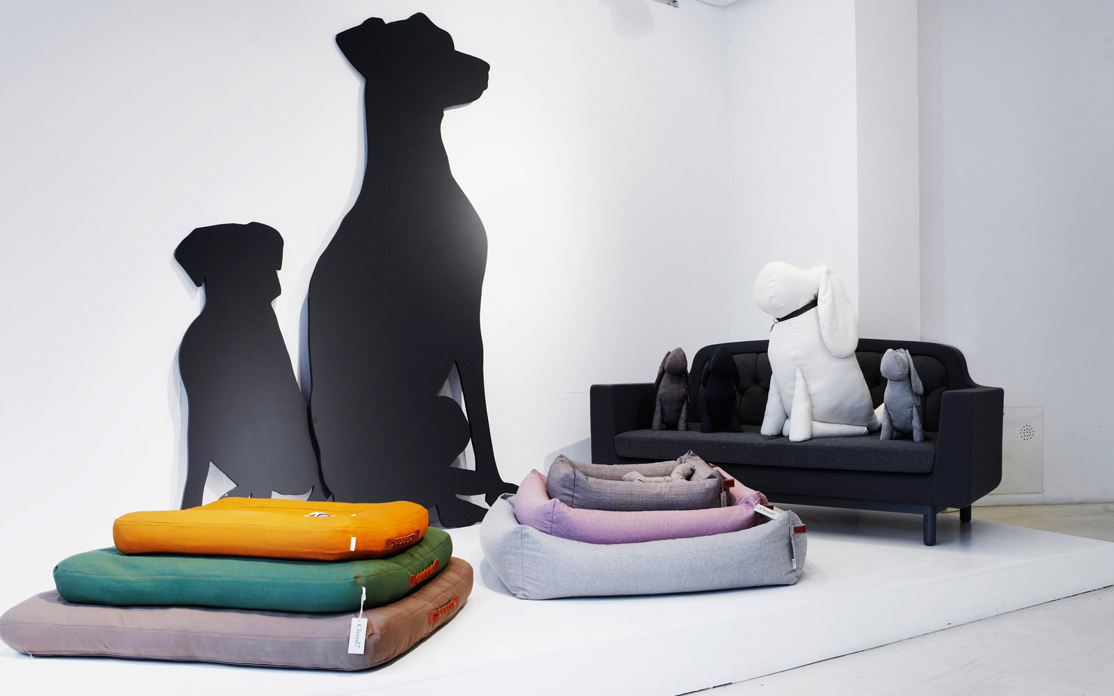 the dog is king days. Black Bedroom Furniture Sets. Home Design Ideas
