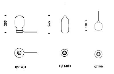 AMP LAMP  sc 1 st  Normann Copenhagen & Download 2D 3D CAD files