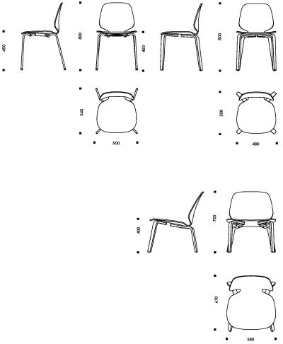 CAD-DATEIEN IN 2D/3D | Normann Copenhagen