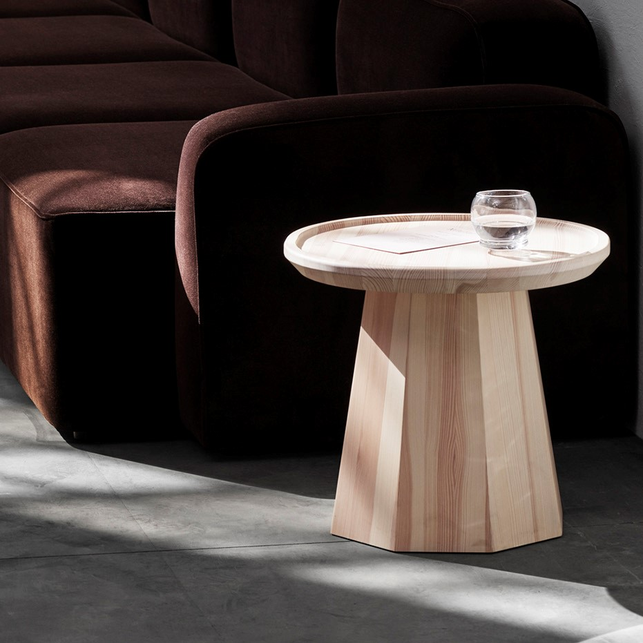 Pine Side Table - Normann Copenhagen