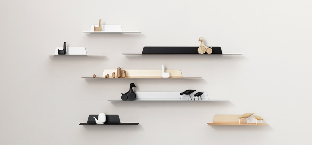 Bookcases and shelves | Scandinavian designed
