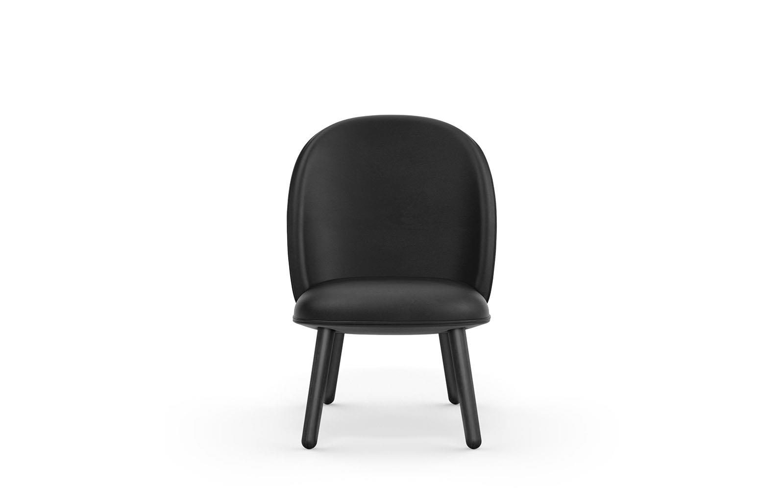 Ace Lounge Chair Black2