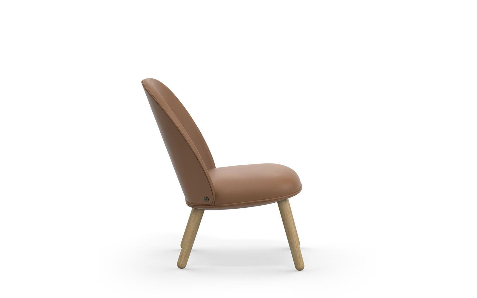 Ace Lounge Chair Oak3