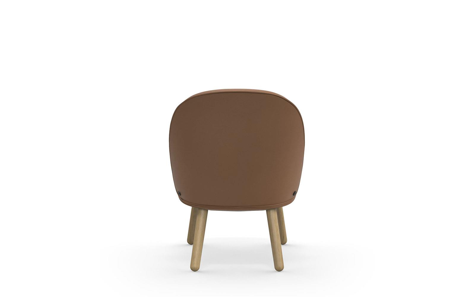 Ace Lounge Chair Oak4