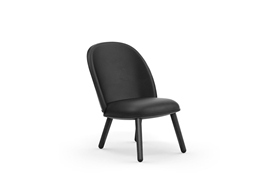 Ace Lounge Chair Black1