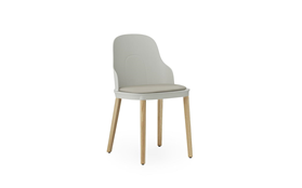 Allez Chair Uph Ultra Leather Oak1
