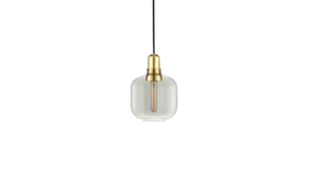 Amp Lamp Small Brass EU1