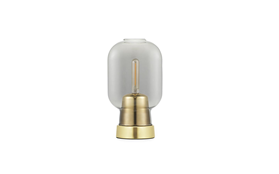 Amp Table Lamp Brass EU1