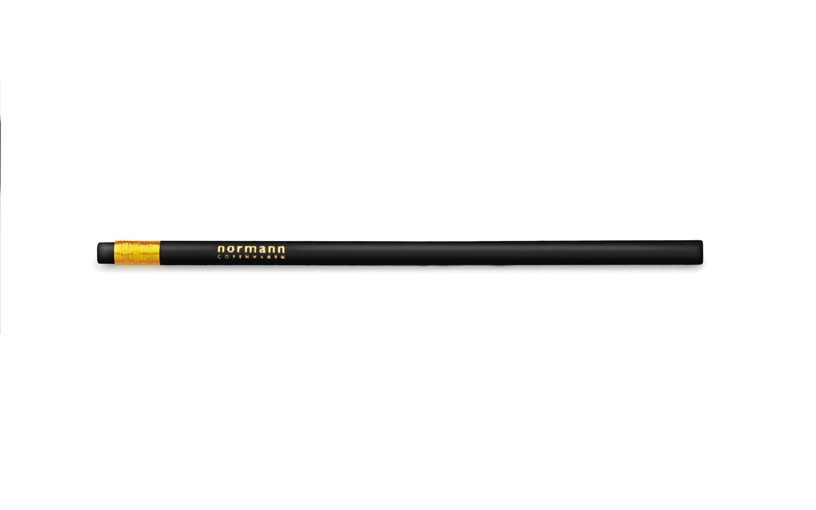 Flock pencil black