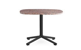 Era Table 60 x 485 cm Black Alu1