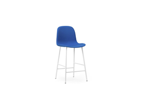 Form Bar Chair 65 cm Full Uph Steel1