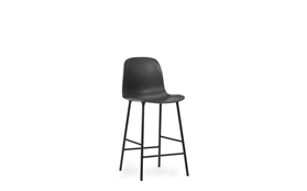 Form Bar Chair 65 cm Steel1