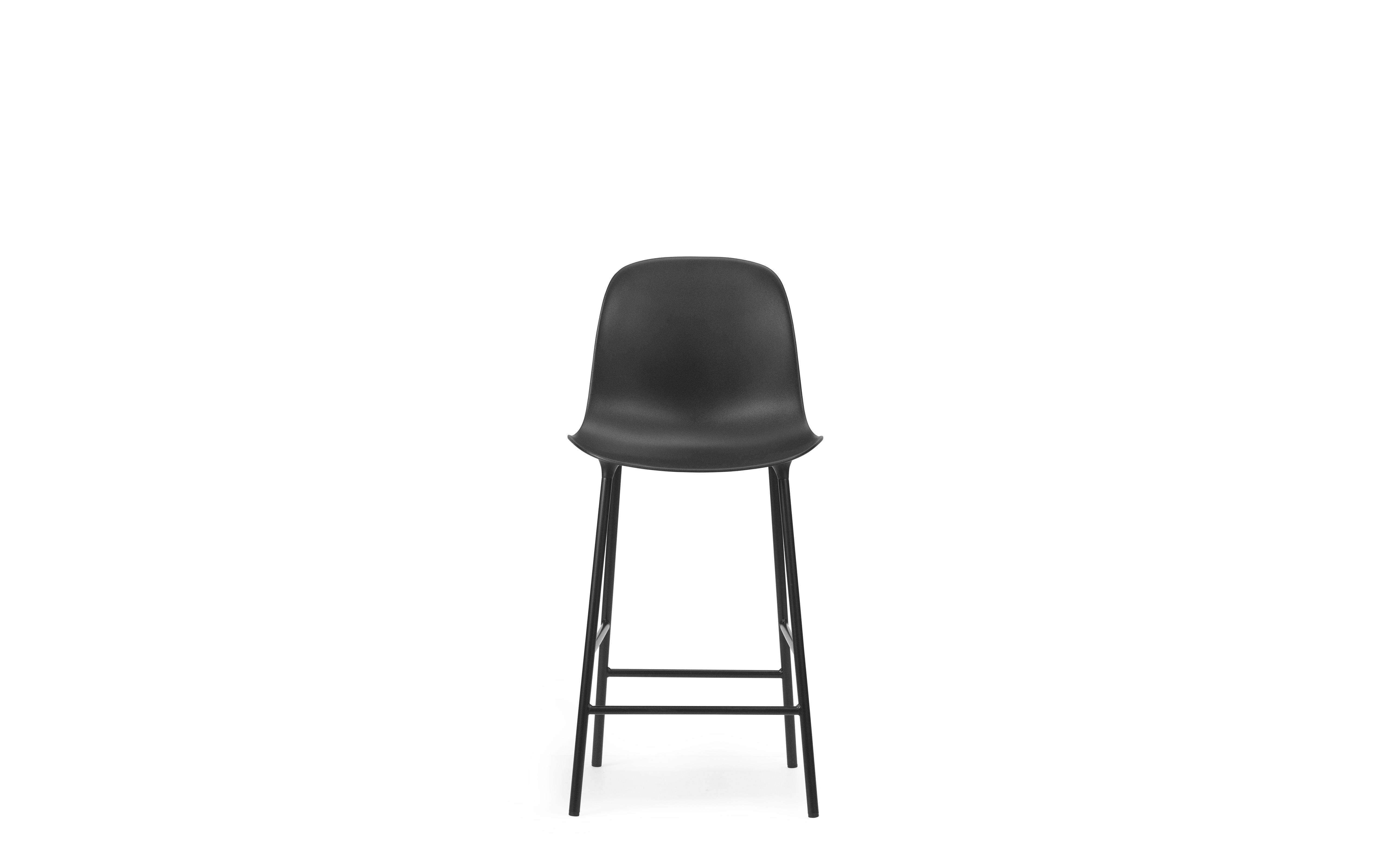 Form Bar Chair 65 cm Steel2