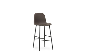 Form Bar Chair 75 cm Full Uph Steel1