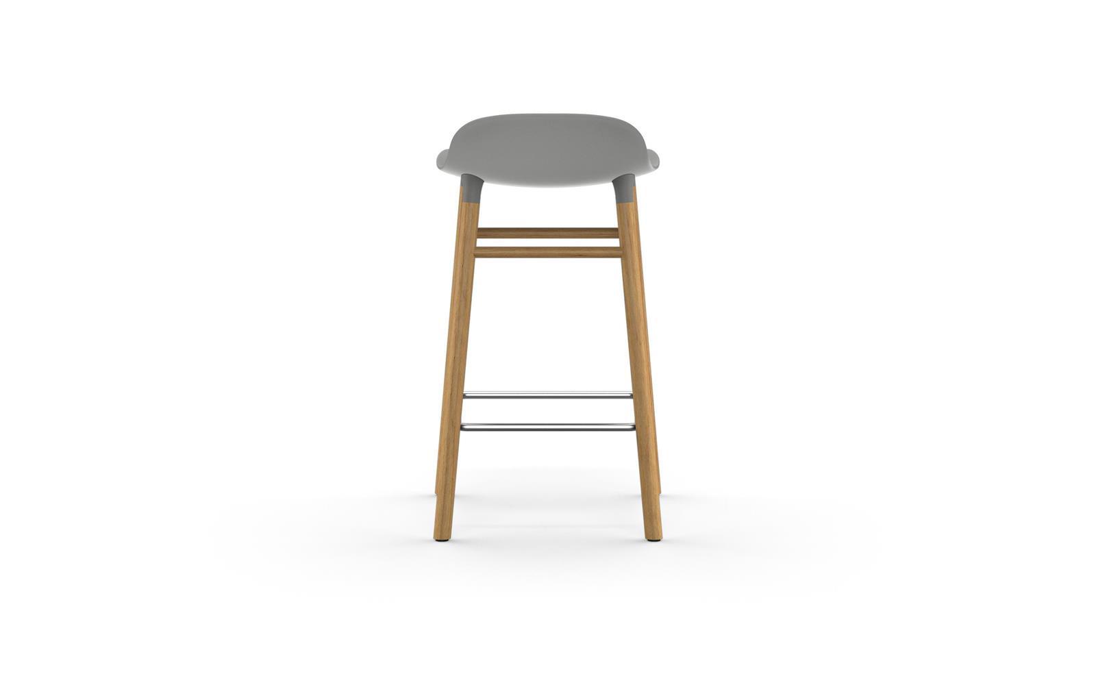 Form Barstool 65 Cm Oak4