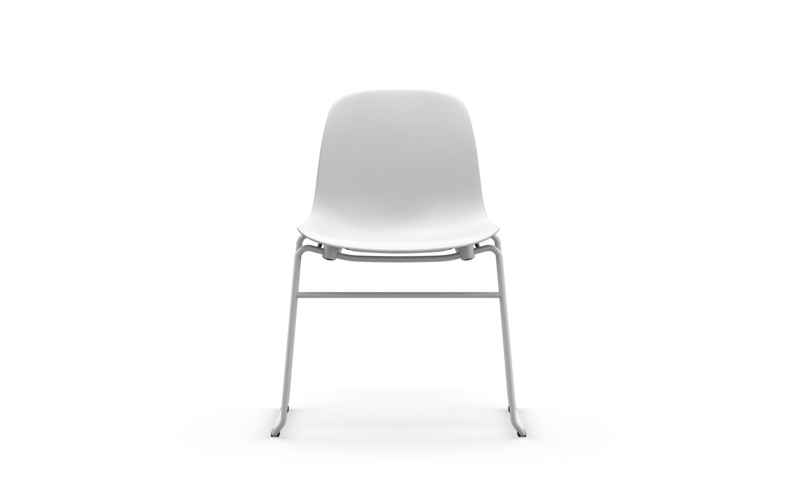 Form Chair Stacking Steel2