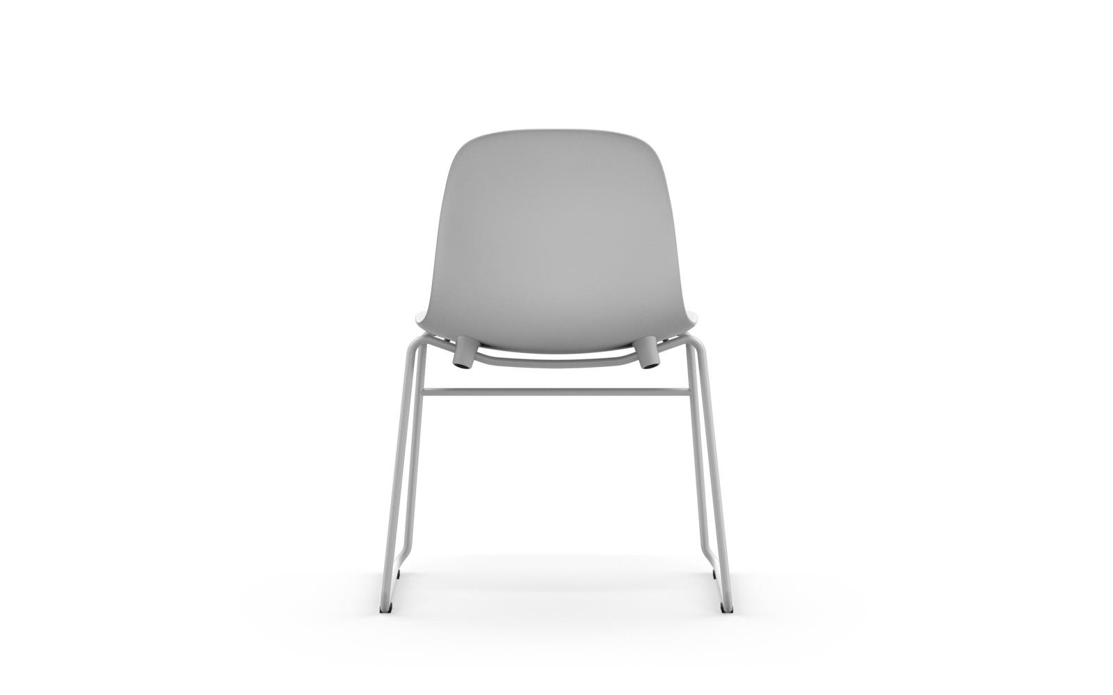 Form Chair Stacking Steel4