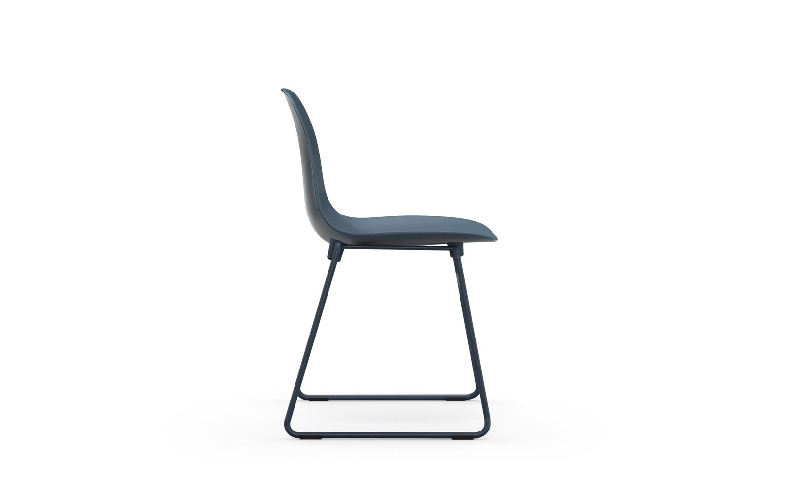 Form Chair Stacking Steel3