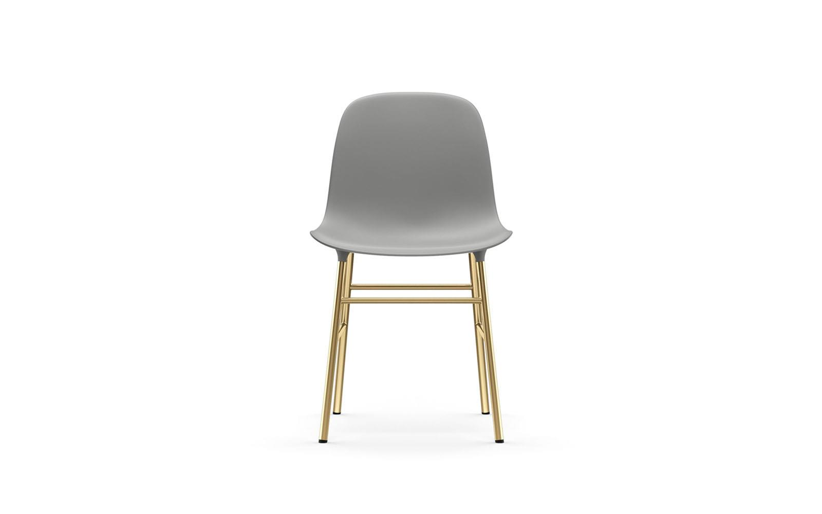 Form Chair Brass2