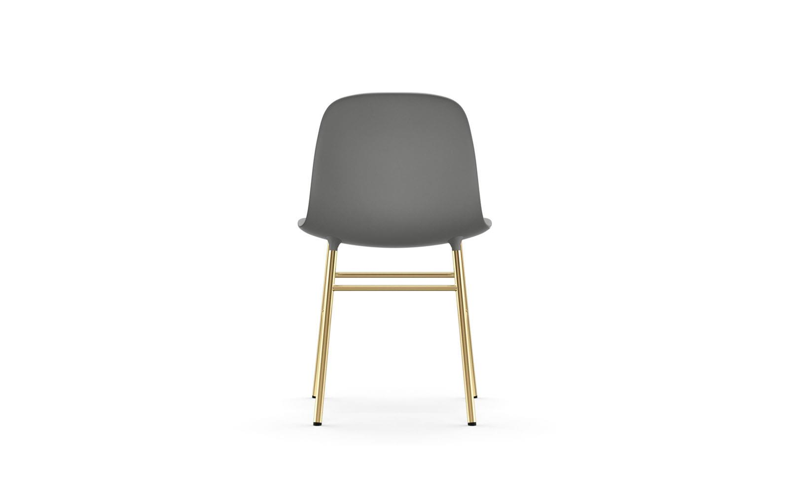 Form Chair Brass4