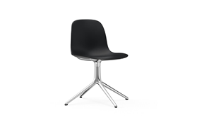 Form Chair Swivel 4L Alu1