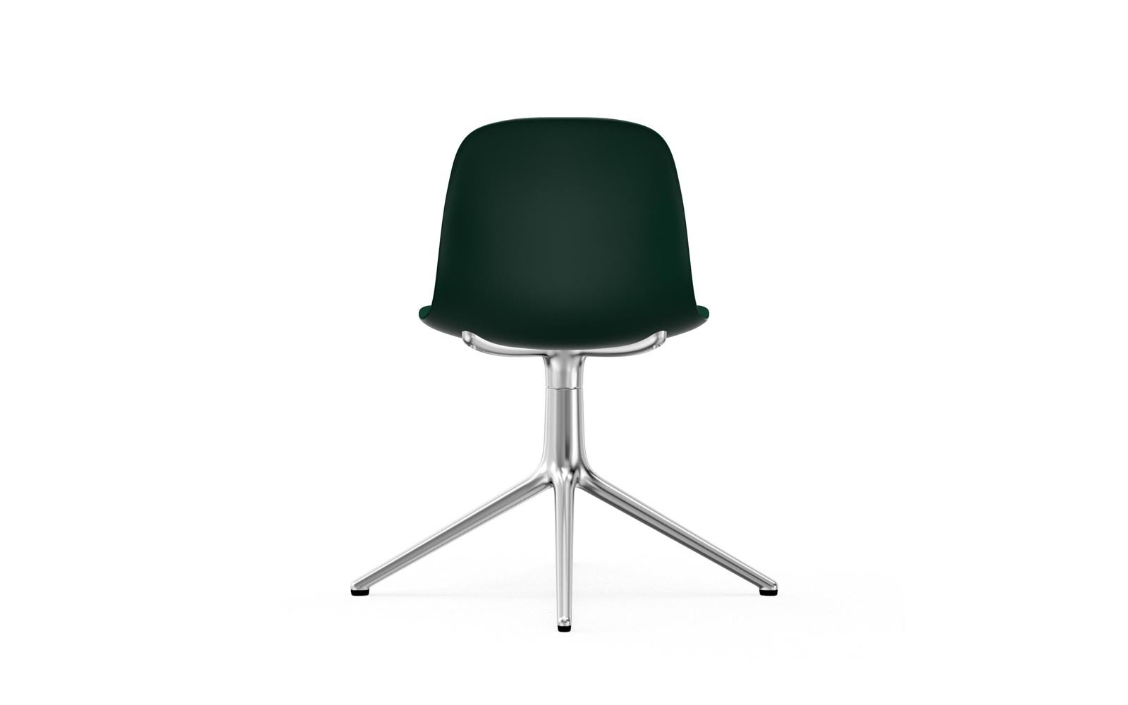 Form Chair Swivel 4L Alu4