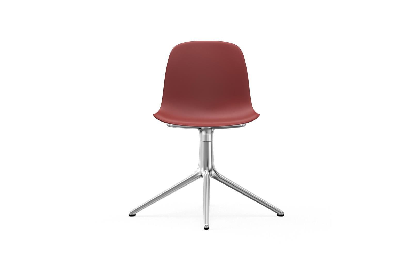 Form Chair Swivel 4L Alu2