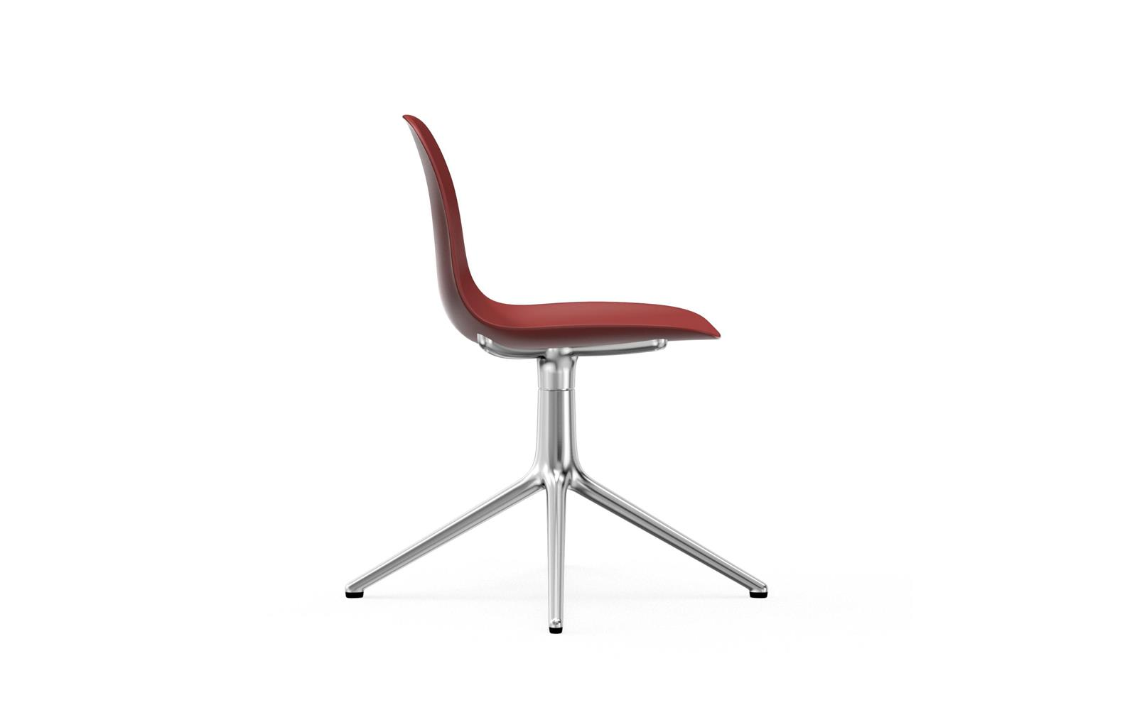 Form Chair Swivel 4L Alu3