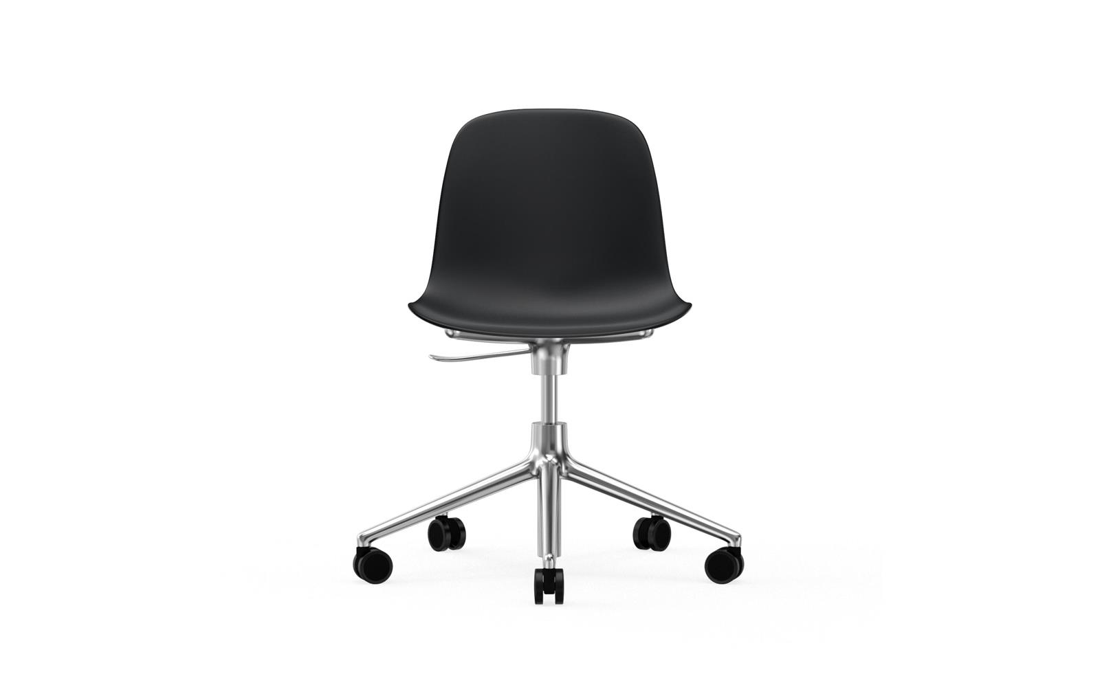 Form Chair Swivel 5W Gaslift Alu2