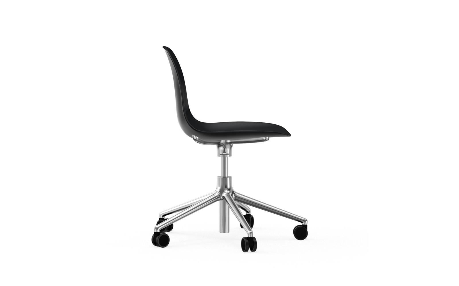 Form Chair Swivel 5W Gaslift Alu3