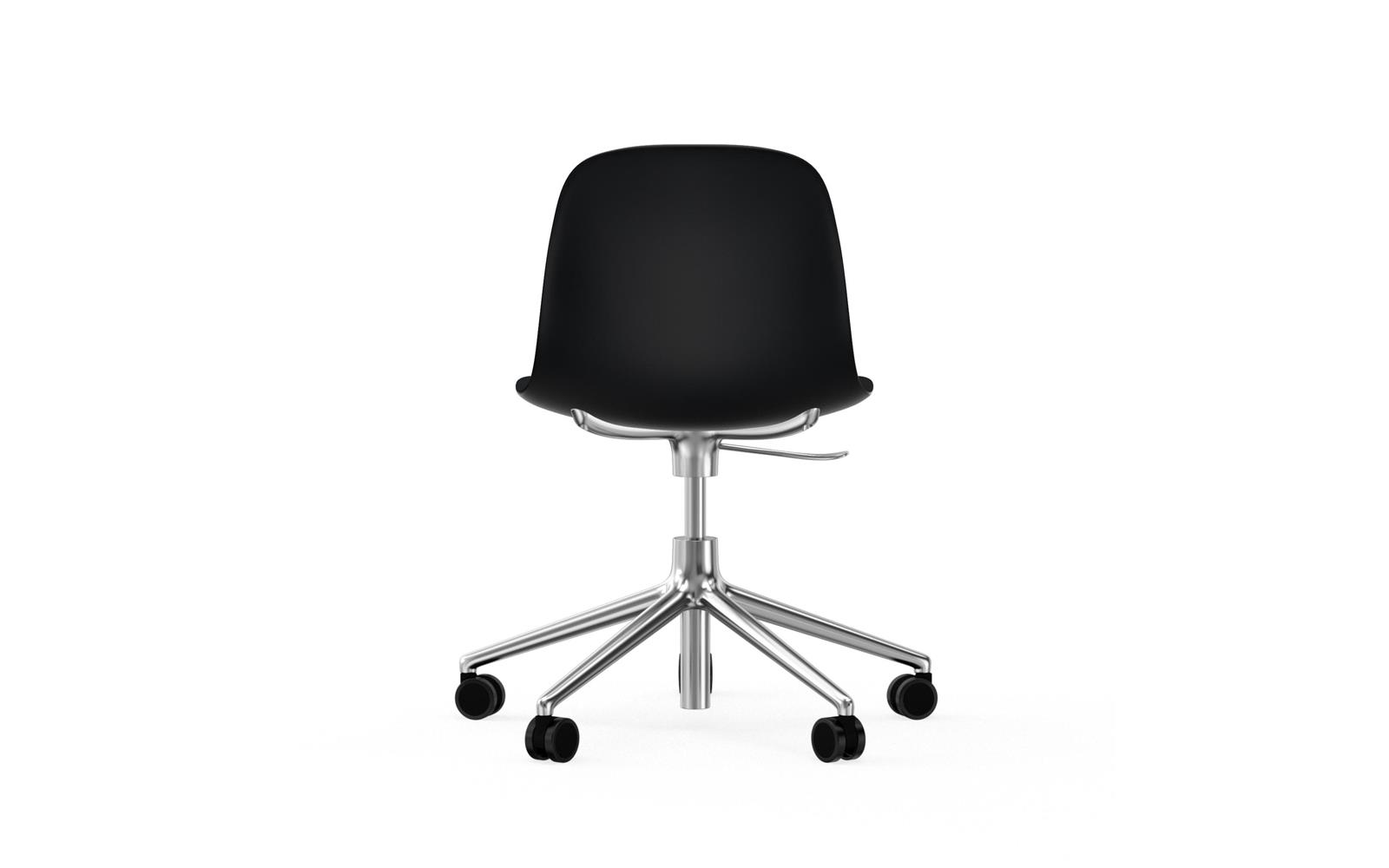 Form Chair Swivel 5W Gaslift Alu4