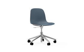 Form Chair Swivel 5W Gaslift Alu1