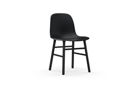 Form Chair Black1
