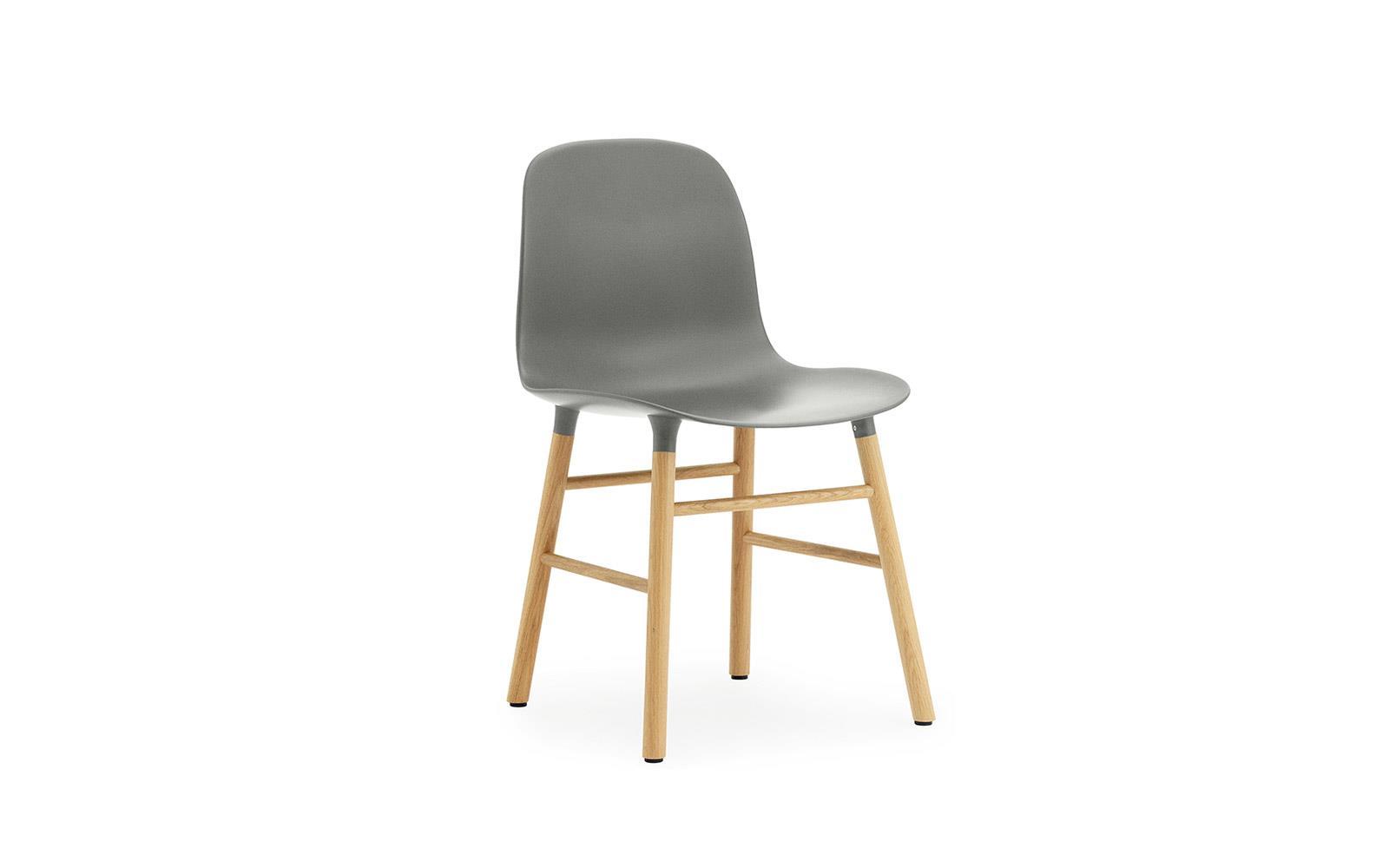 Beau Form Chair Oak1