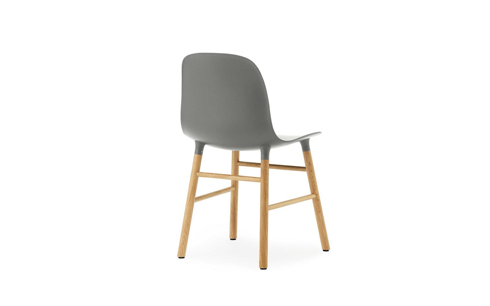Charmant Form Chair Oak4