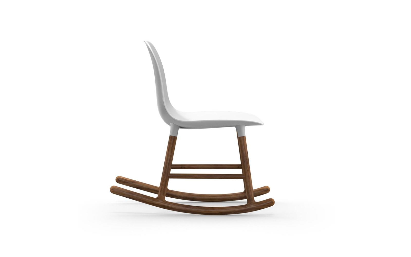 Form Rocking Chair Walnut3