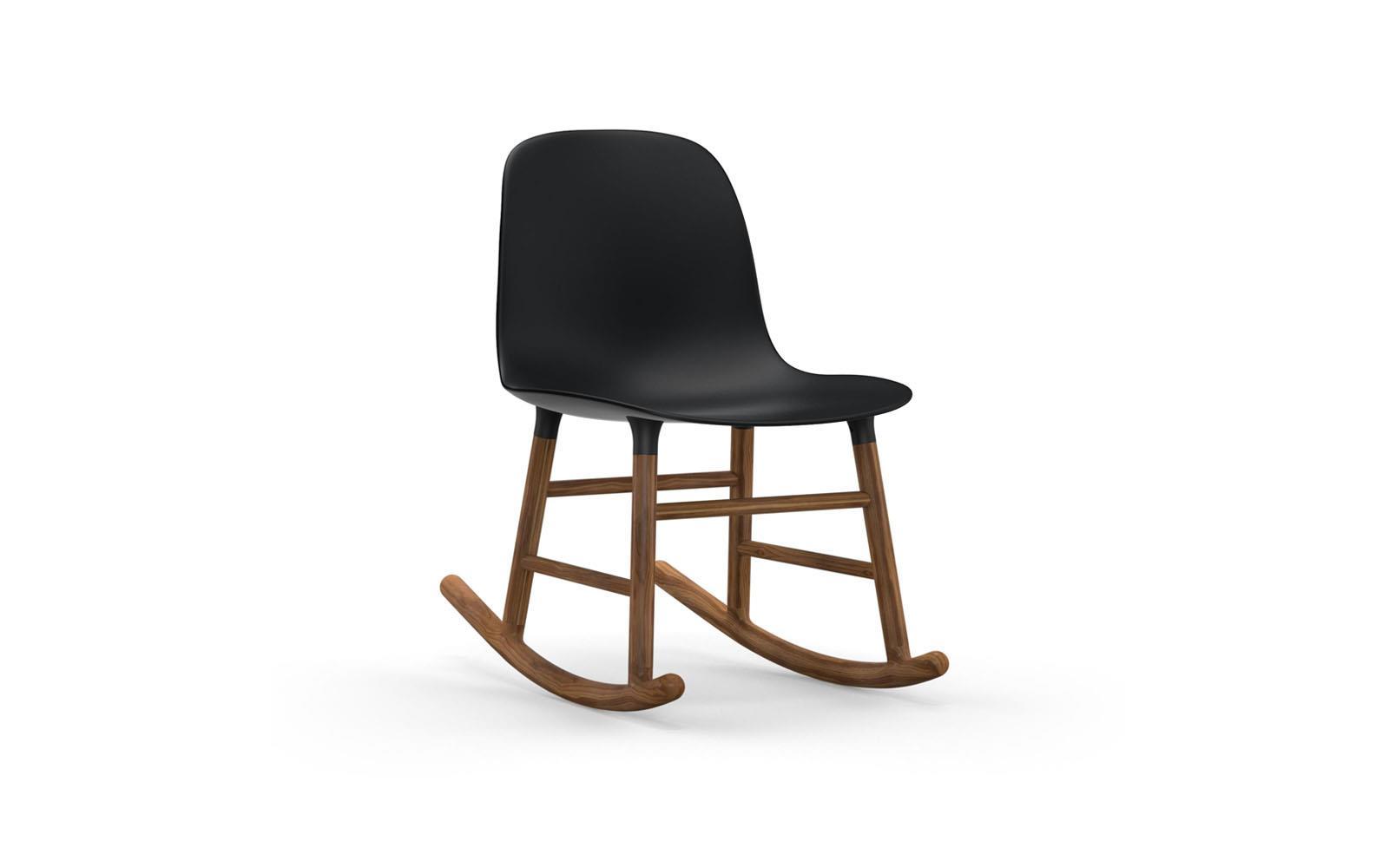 Form Rocking Chair Walnut1