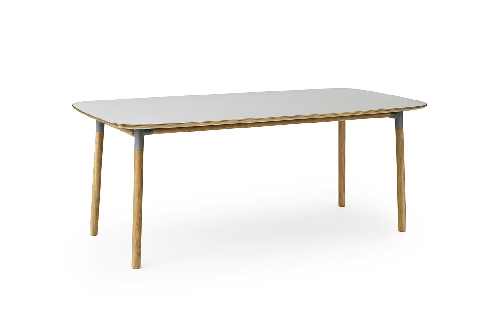 Form Table 95 x 200 cm2