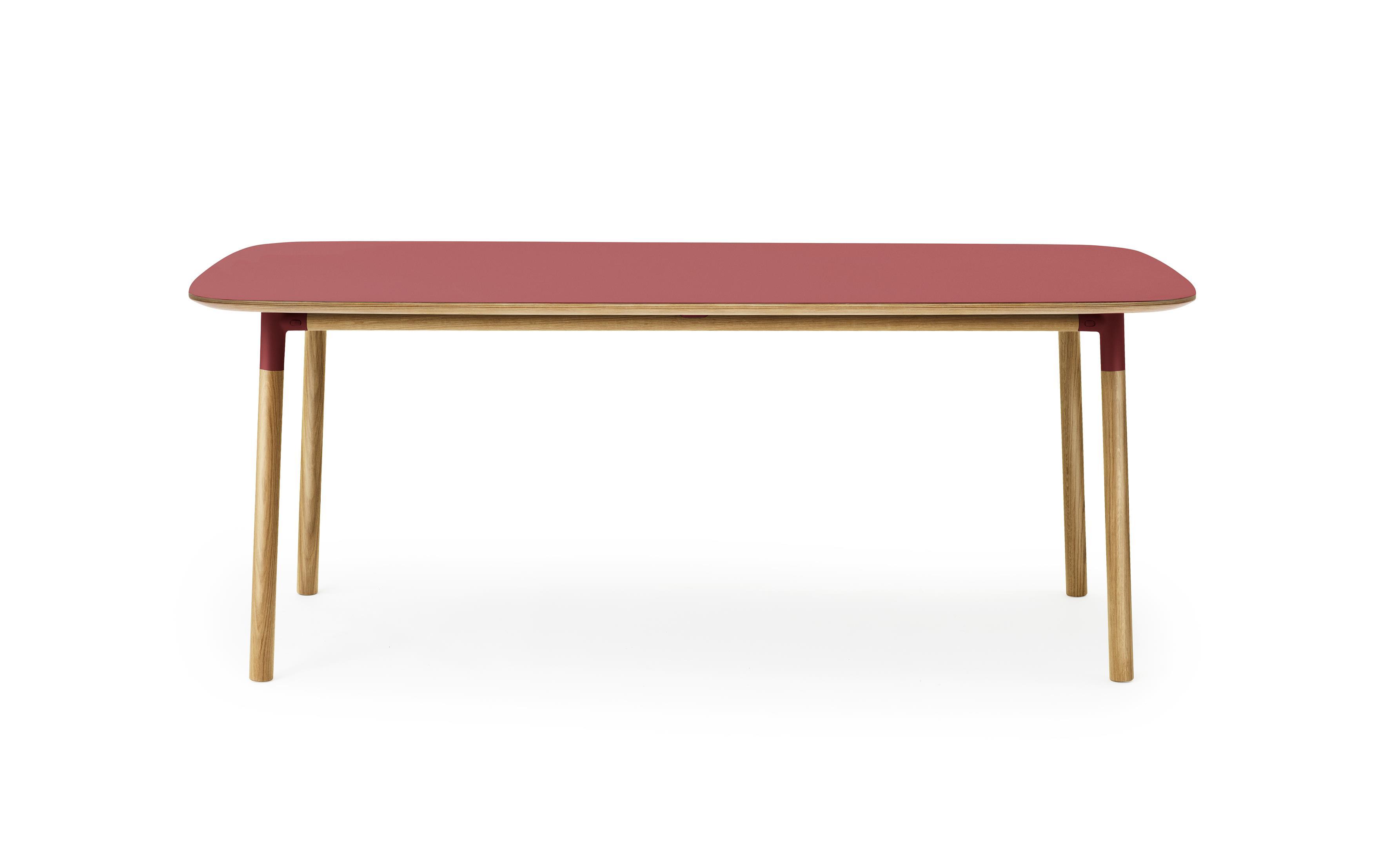 Hervorragend Form Table 95 X 200 Cm1