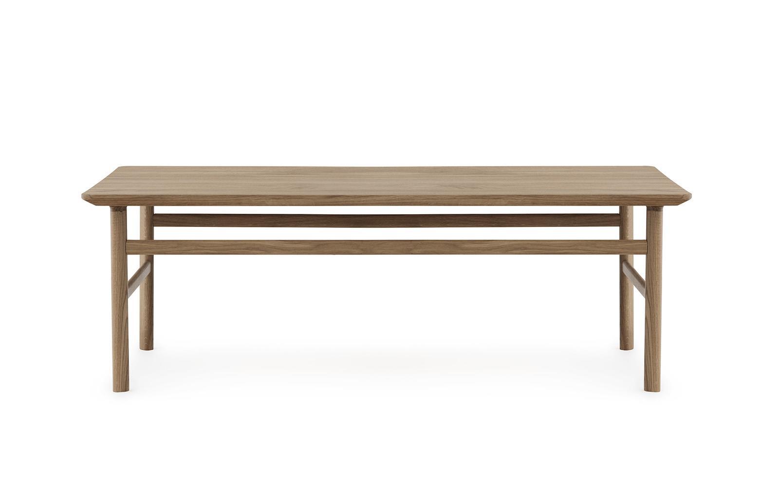Grow Sofabord I Massiv Eg Alsidigt Design