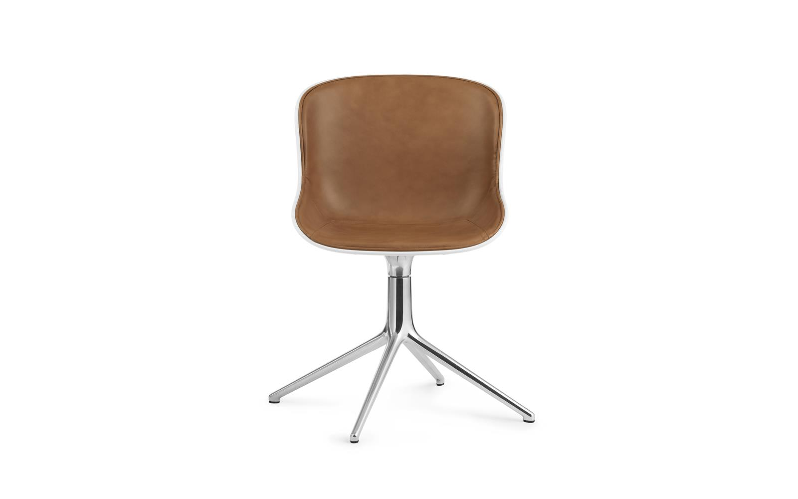 Hyg Chair Swivel 4L Front Upholstery Alu2