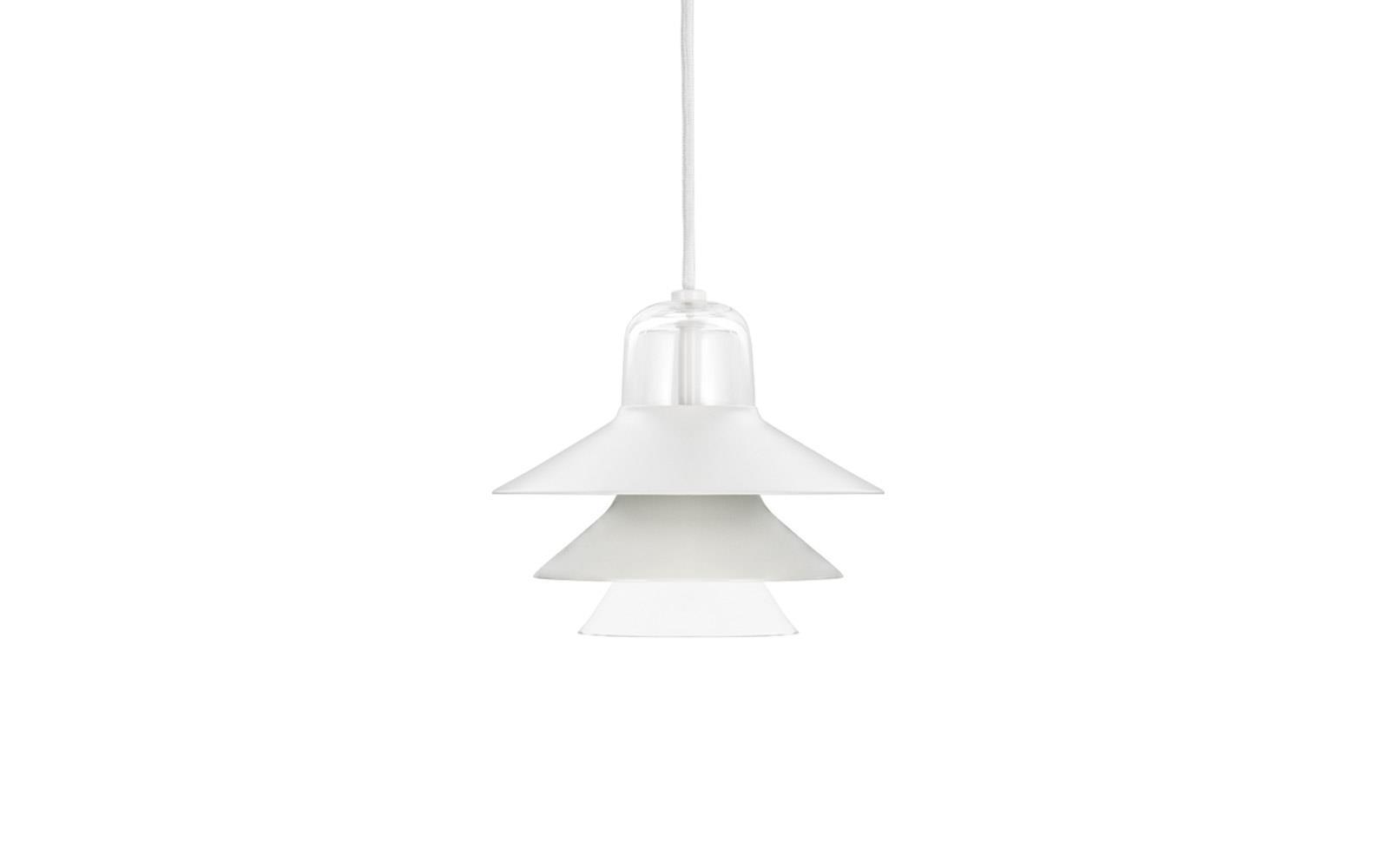 Ikono Lamp   Small   Grey colored ceiling lamp   Nordic design