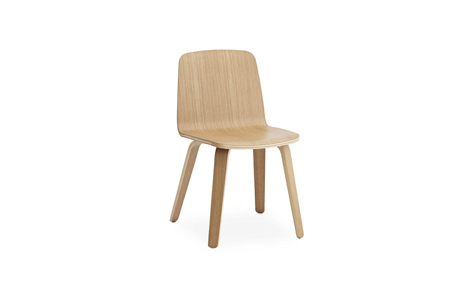 Merveilleux Just Chair Oak1