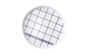Mormor Blue Plate Large1