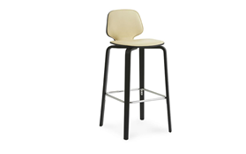 My Chair Barstool 75 cm Front Upholstery1