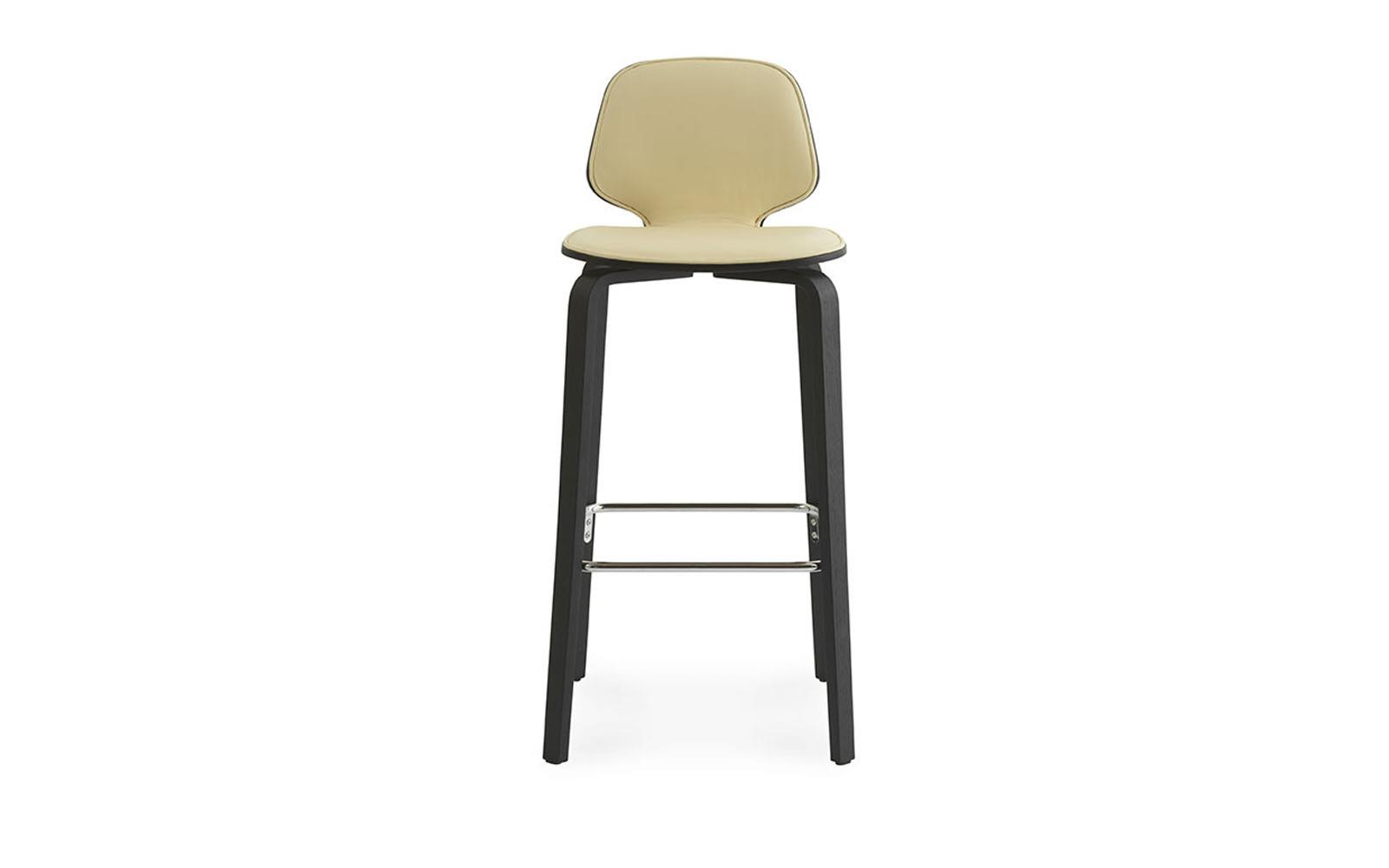 My Chair Barstool 75 cm Front Upholstery2