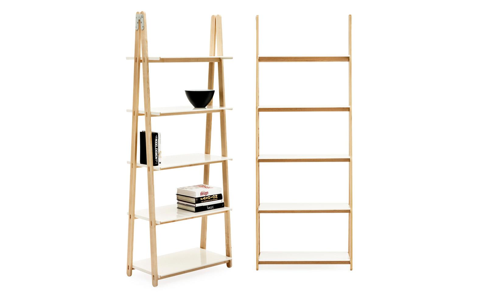 One Step Up Bookcase High4