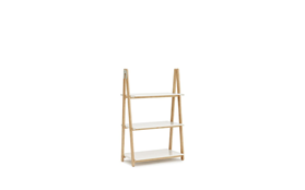 One Step Up Bookcase Low1