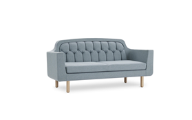 Onkel Sofa 2 Seater Oak1